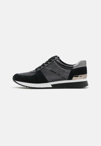 ALLIE TRAINER - Zapatillas - black/multicolor