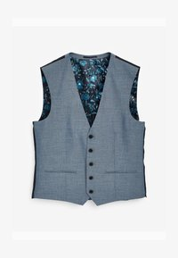 Next - Suit waistcoat - light blue - 0