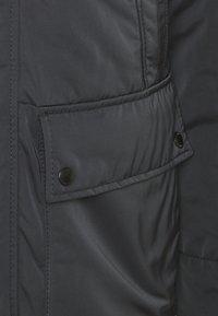 camel active - Zimní kabát - charcoal - 2