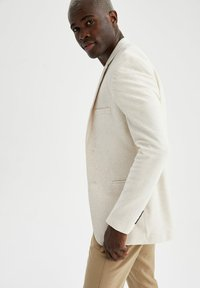 DeFacto - Blazer jacket - ecru - 2