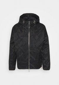 Emporio Armani - BLOUSON JACKET - Summer jacket - black - 5