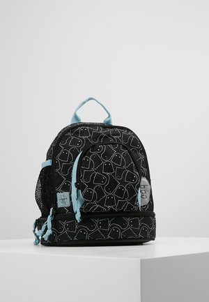 MINI BACKPACK SPOOKY - Batoh - black