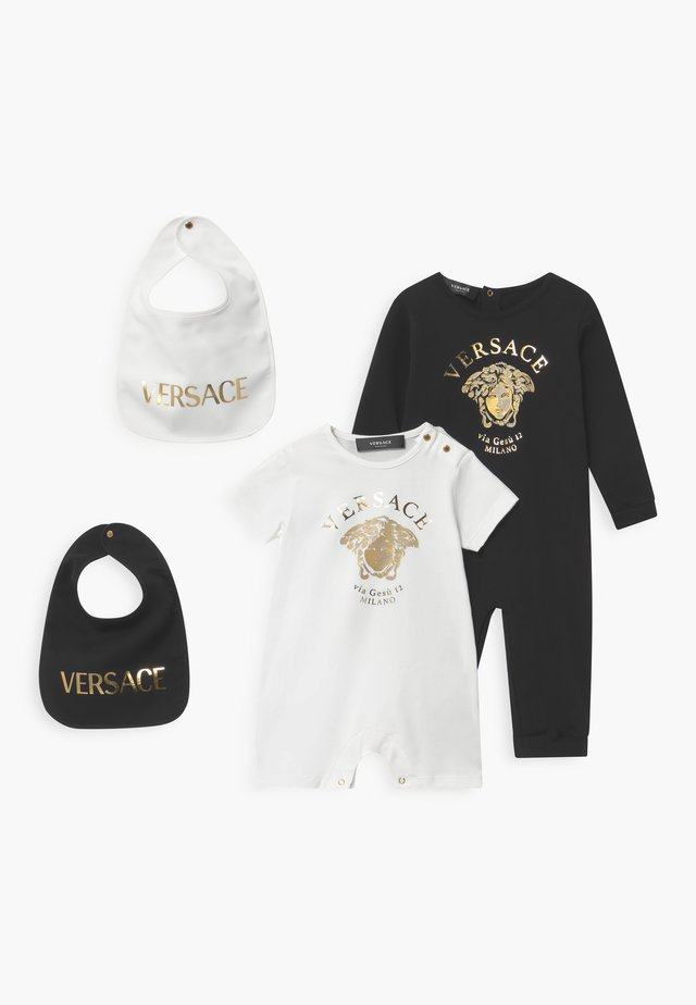 SIGNATURE MEDUSA VIA GESU GIFT SET UNISEX - Jumpsuit - white/black/gold