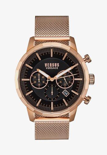 EUGÈNE - Chronograph watch - light pink