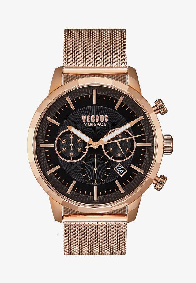 EUGÈNE - Zegarek chronograficzny - light pink