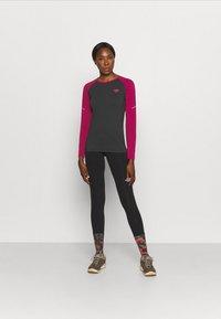 Dynafit - ALPINE PRO TEE - Sports shirt - beet red - 1