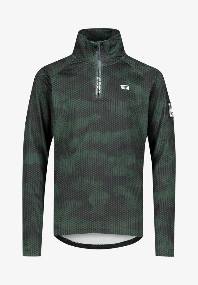 DAGGER-R JR - Snowboard jacket - olive