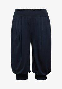 Sheego - Shorts - marine - 4