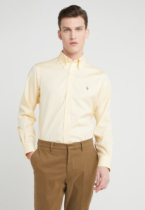 EASYCARE PINPOINT OXFORD CUSTOM FIT - Shirt - yellow