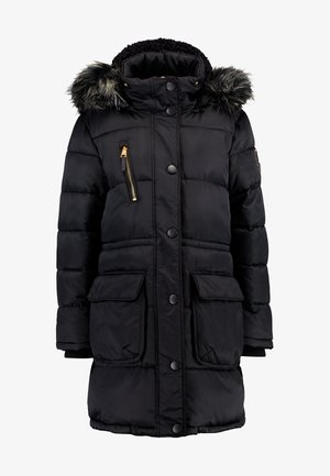 WILDNOR COAT - Winter coat - pitch black