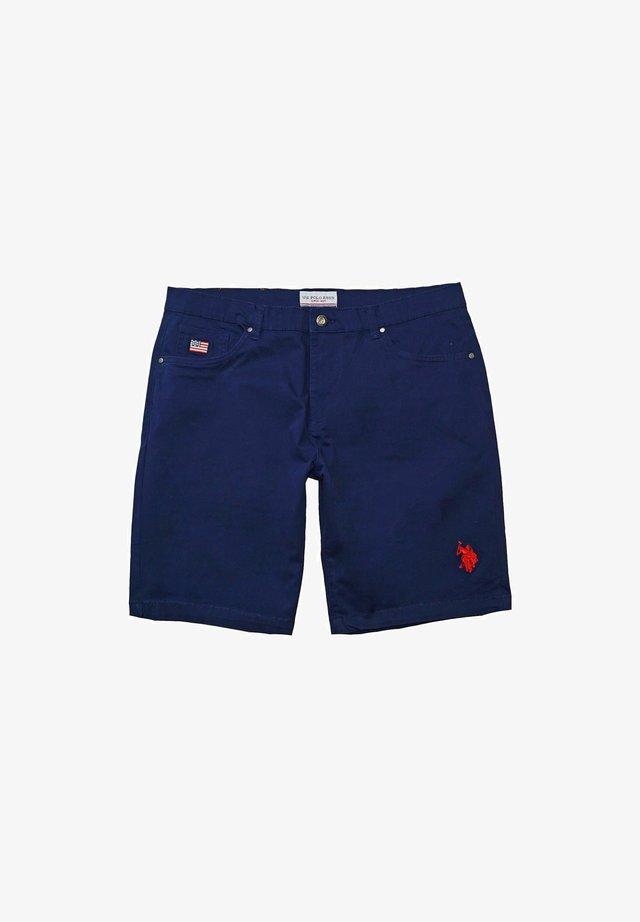 CHINO - Shorts - dunkelblau