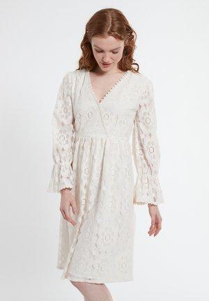 EMPIRE DANICE - Korte jurk - offwhite