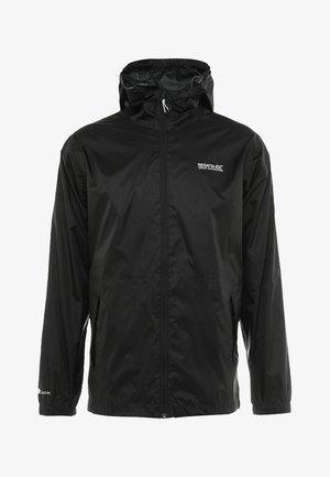 PACK IT  - Waterproof jacket - black