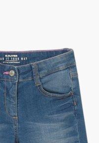 s.Oliver - BERMUDA - Denim shorts - blue denim - 3