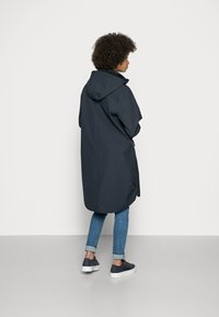 Ilse Jacobsen - RAINCOAT - Classic coat - dark indigo - 2