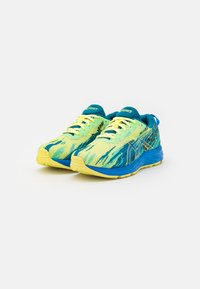 ASICS - GEL-NOOSA TRI 13 UNISEX - Competition running shoes - glow yellow - 1