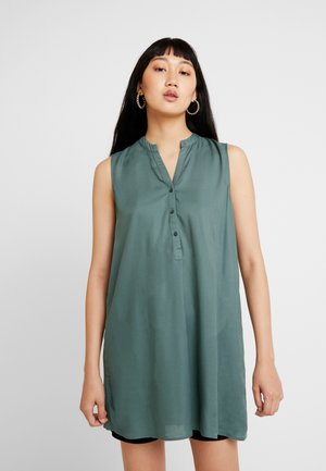 ONLNEWFIRST TUNIC - Blouse - balsam green