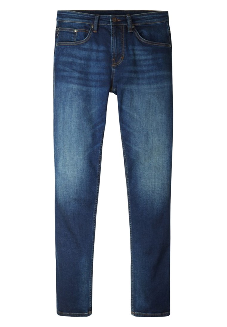 Strellson LIAM - Straight leg jeans - medium blue