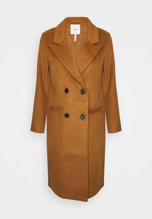 OBJLINEA COAT - Klassinen takki - chipmunk