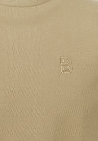 Burton Menswear London - TEE AND JOGGER - Pyjama - stone - 5
