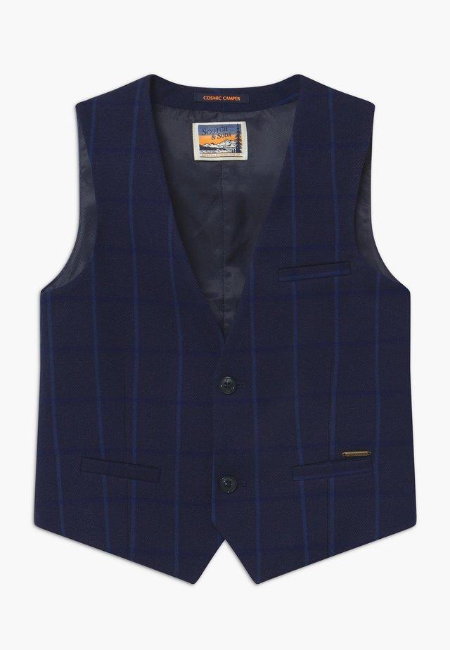 GILET - Gilet de costume - blue