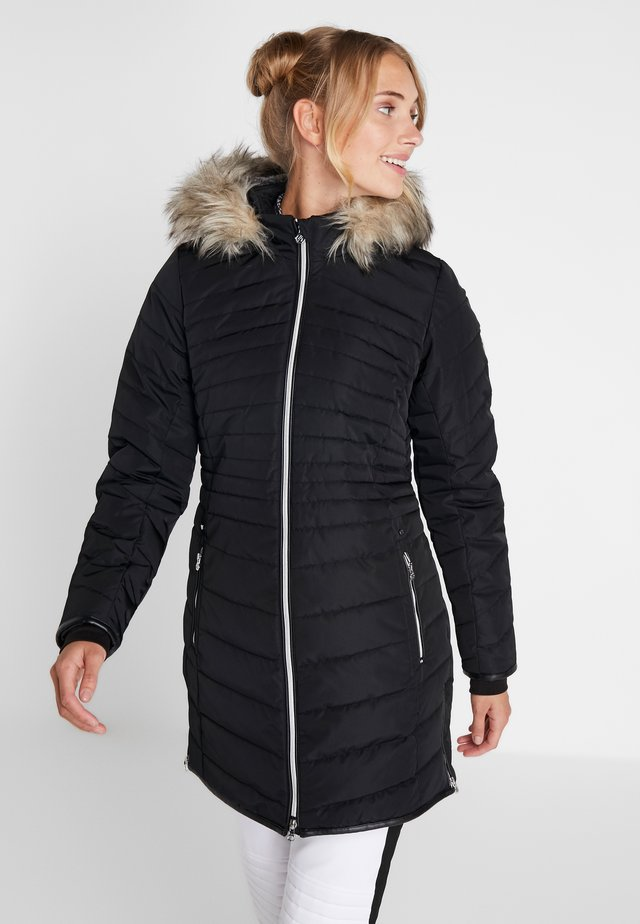 STRIKING JACKET - Ski jacket - black