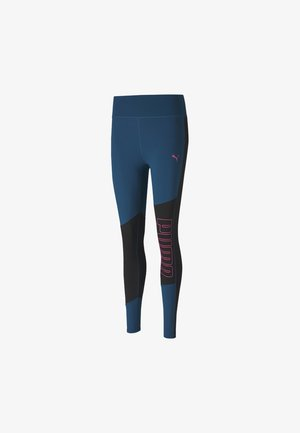 TRAIN FAVORITE - Leggings - digi-blue