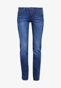 edc by Esprit - Straight leg jeans - blue denim - 5