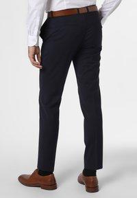 HUGO - HESTEN - Suit trousers - marine - 1