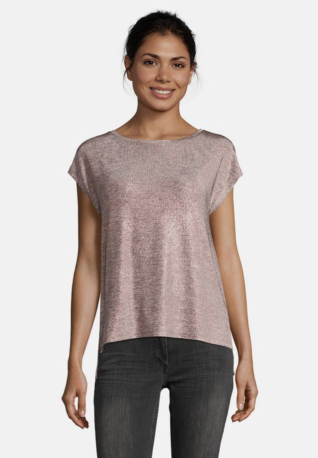 MET BOOTHALS - Blouse - misty light rose