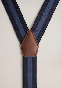 Mango - LINES - Belt - blau - 1