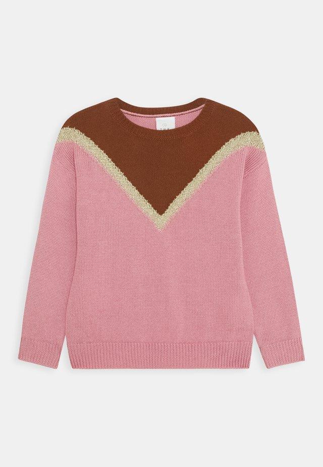 RATINA - Pullover - mocha bisque