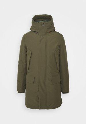 COPYY - Zimní kabát - thyme green