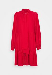 Molly Bracken - LADIES WOVEN DRESS - Cocktail dress / Party dress - red - 4
