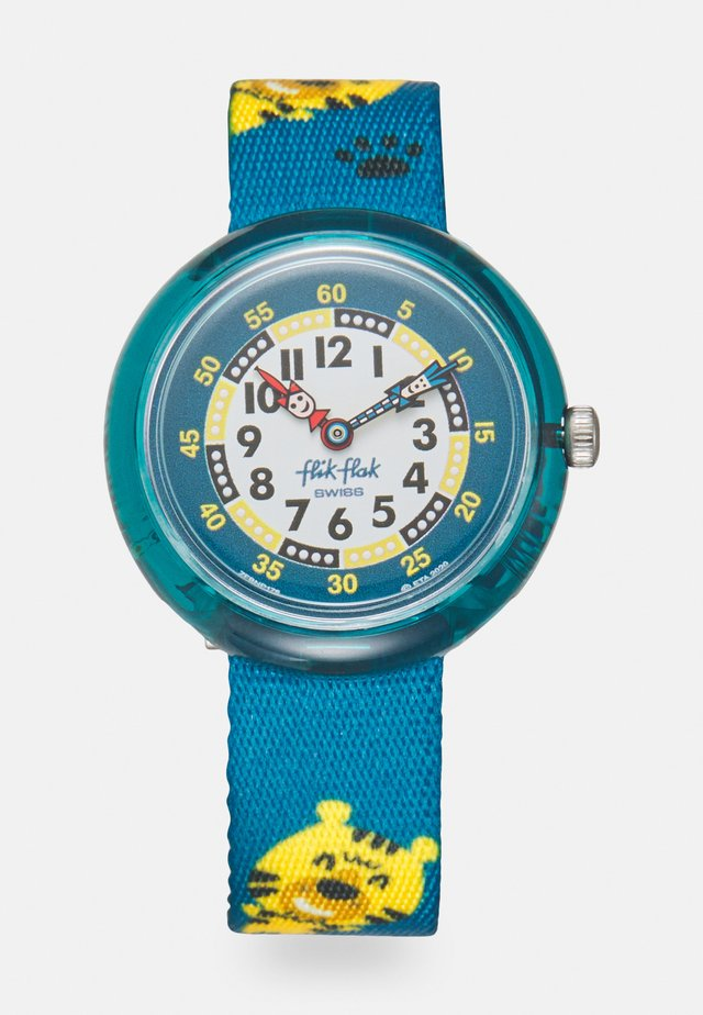 PAWSOME UNISEX - Uhr - blue