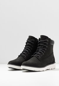 Timberland - KEELEY FIELD - Stivaletti stringati - black - 4
