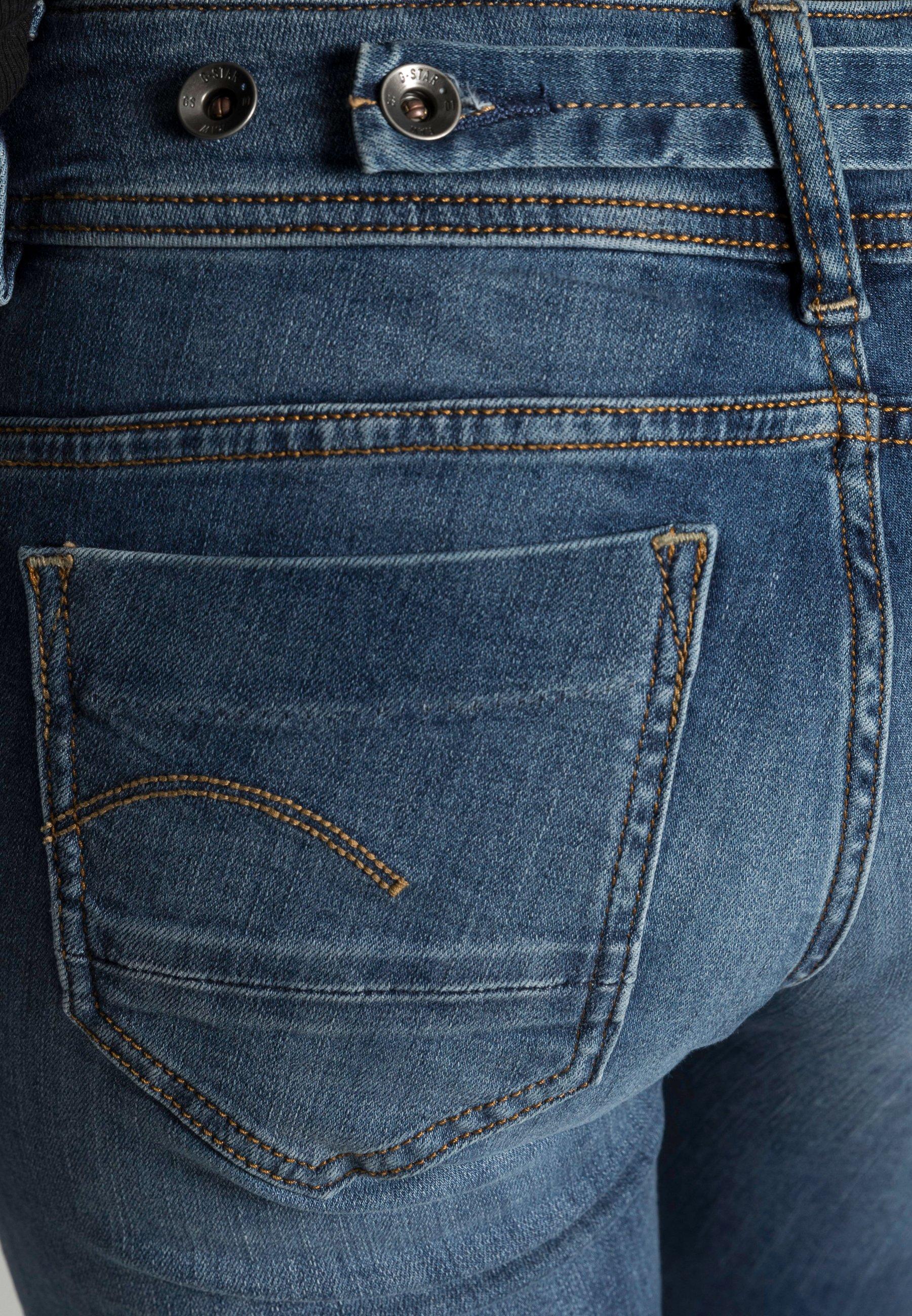 Donna MIDGE SADDLE STRAIGHT - Jeans a sigaretta