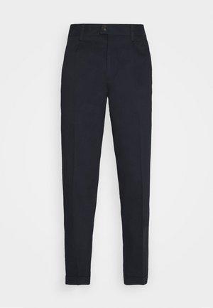 JJIBILL JJBRAD CROPPED - Pantaloni - navy blazer