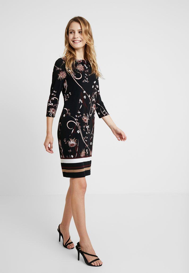 s.Oliver BLACK LABEL - Jersey dress - tendril