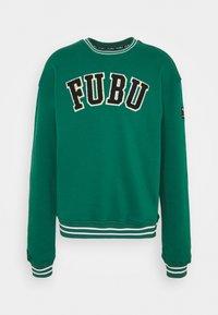 FUBU - COLLEGE - Sweatshirt - green - 7