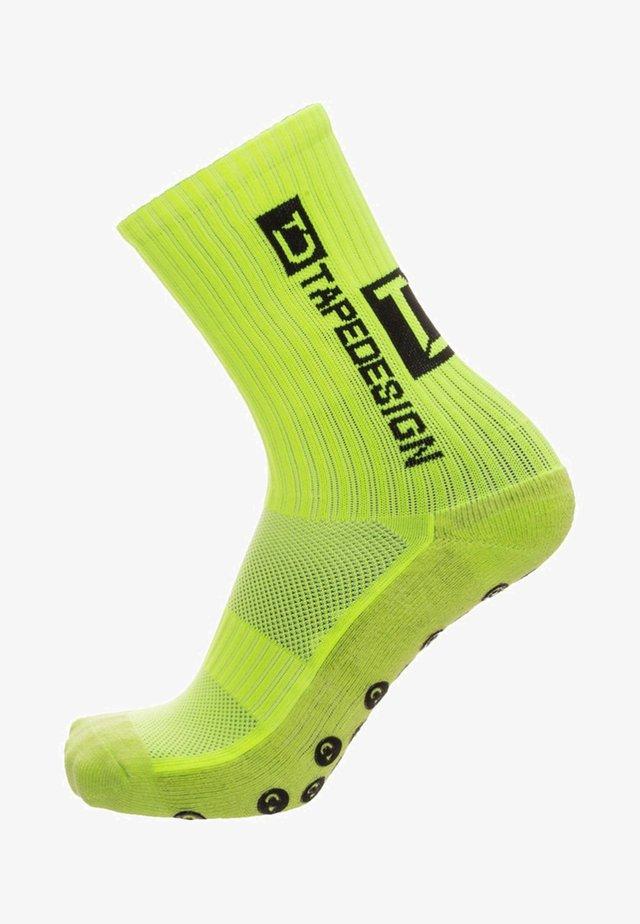 ALLROUND CLASSIC SOCKEN - Sports socks - neon yellow