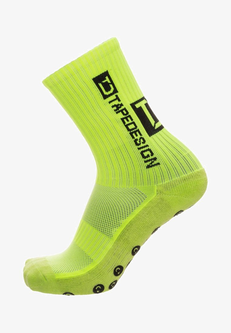 TapeDesign - ALLROUND CLASSIC SOCKEN - Sports socks - neon yellow