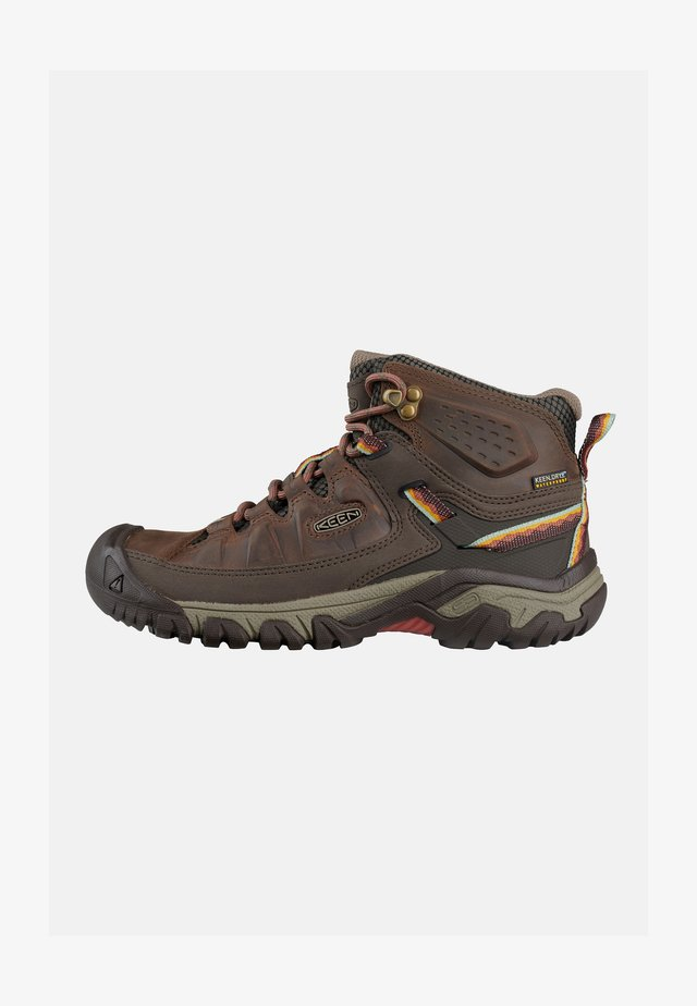 TARGHEE III MID WP  - Lace-up ankle boots - bungee cord/redwood