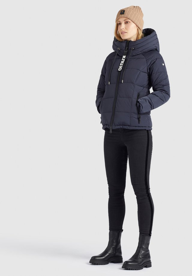 LILENA - Veste d'hiver - dunkelblau
