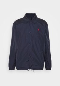 Polo Ralph Lauren - PLAINWEAVE COACHS JACKET - Summer jacket - aviator navy - 5