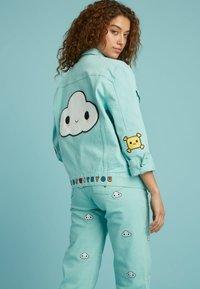 Guess - Denim jacket - himmelblau - 2