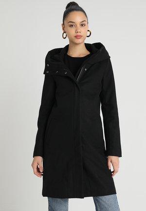 OBJSUSAN - Zimní kabát - black