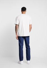 Weekday - SACK RINSE - Jeans Straight Leg - blue - 2