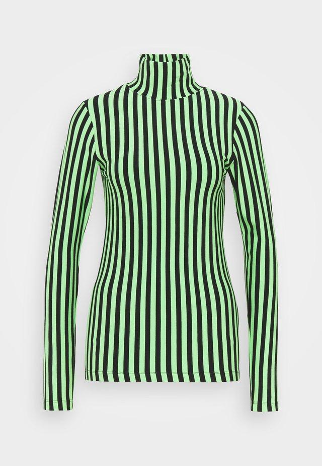 RAJ PULLI - Maglietta a manica lunga - mint