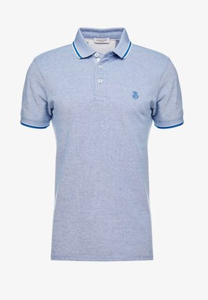 SLHTWIST  - Polo shirt - limoges twisted with egret